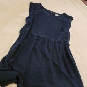 Loft Empire Waist Dress